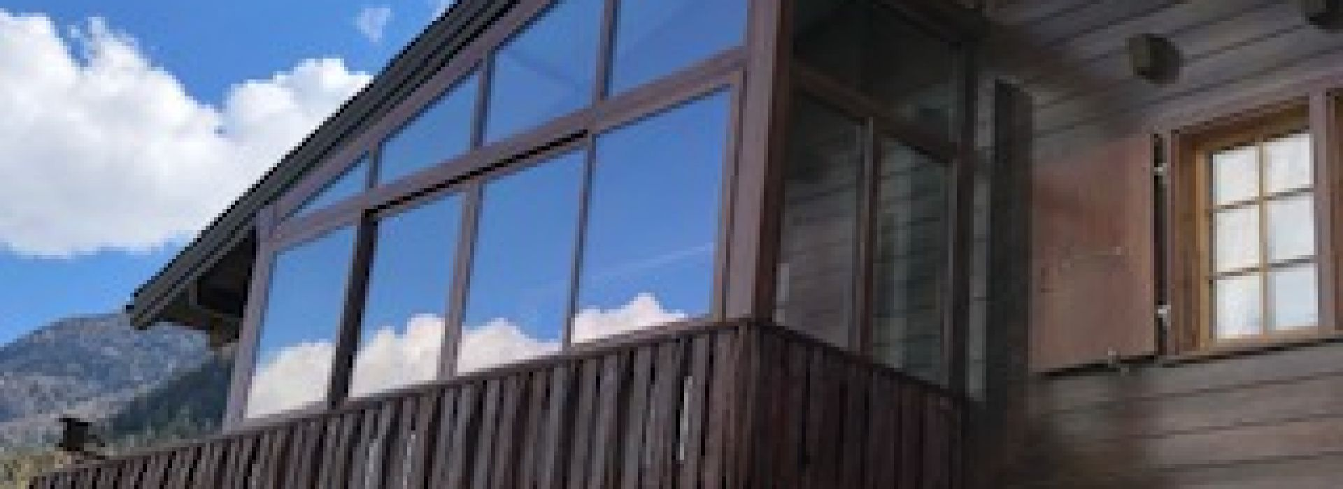 veranda aluminium aspect bois